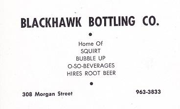 Blackhawk Bottling