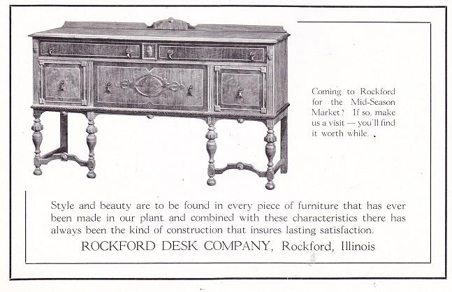 Rockford Desk Co.