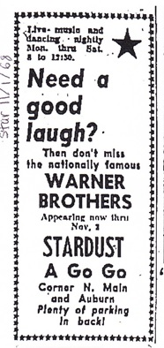 Stardust Need a Good