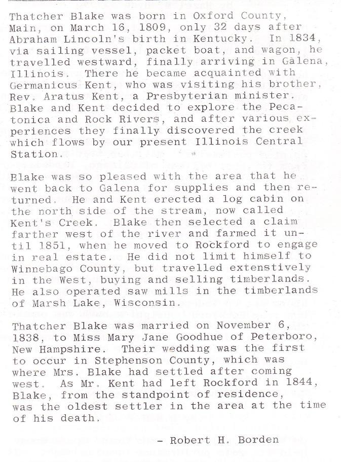 Thatcher Blake - 2