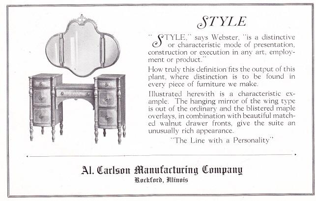 Al Carlson Manufacturing Co.