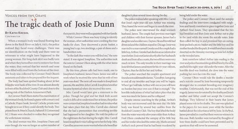 Josie Dunn