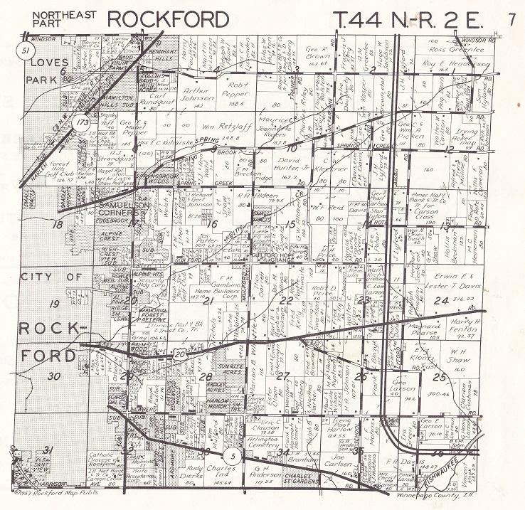 Rockford Twonship N E