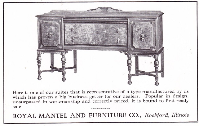 Royal Mantel and Furniture Co. sm