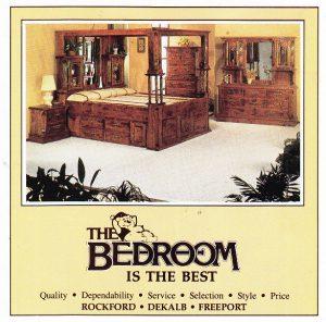 Bedroom ad