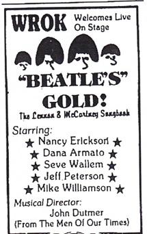 WROK Beatles Gold