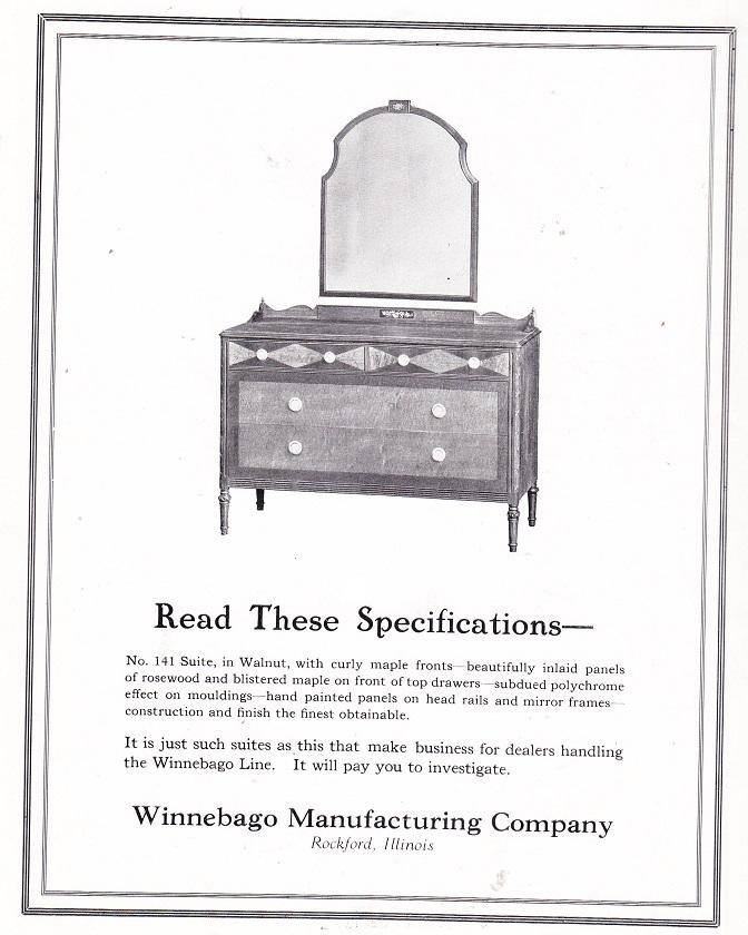Winnebago Manufacturing Co.