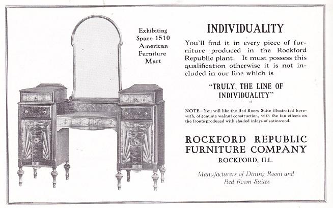 Rockford Republic Furn