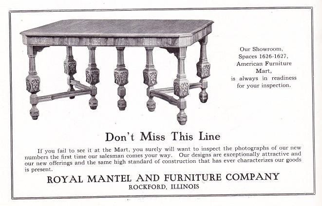 Royal Mantel and Furn