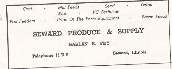 Seward Produce