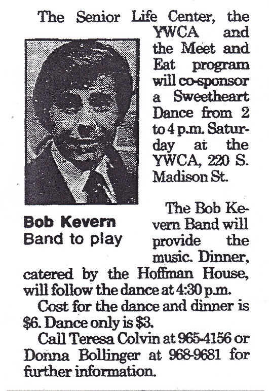 Bob Kevern Band
