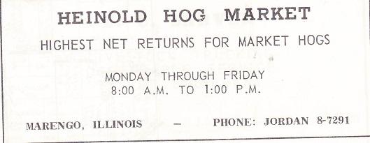 heinold Hog Market