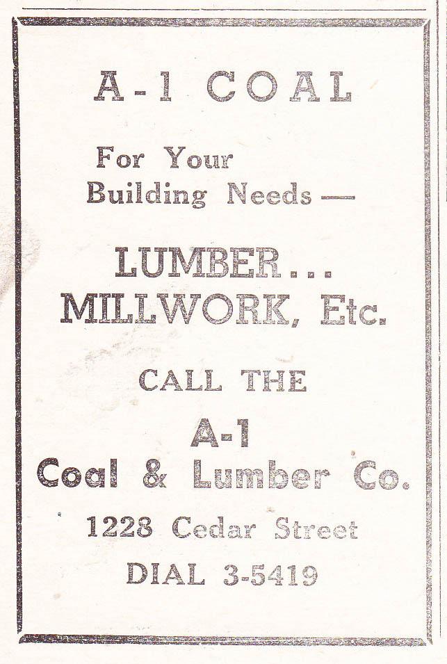 A-1 Coal and Lumber