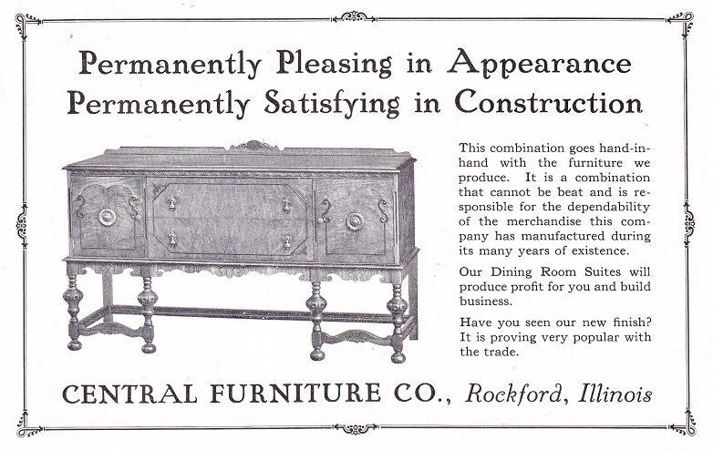Central Furniture Co