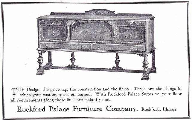 Rockford zPalace Furniture Co.