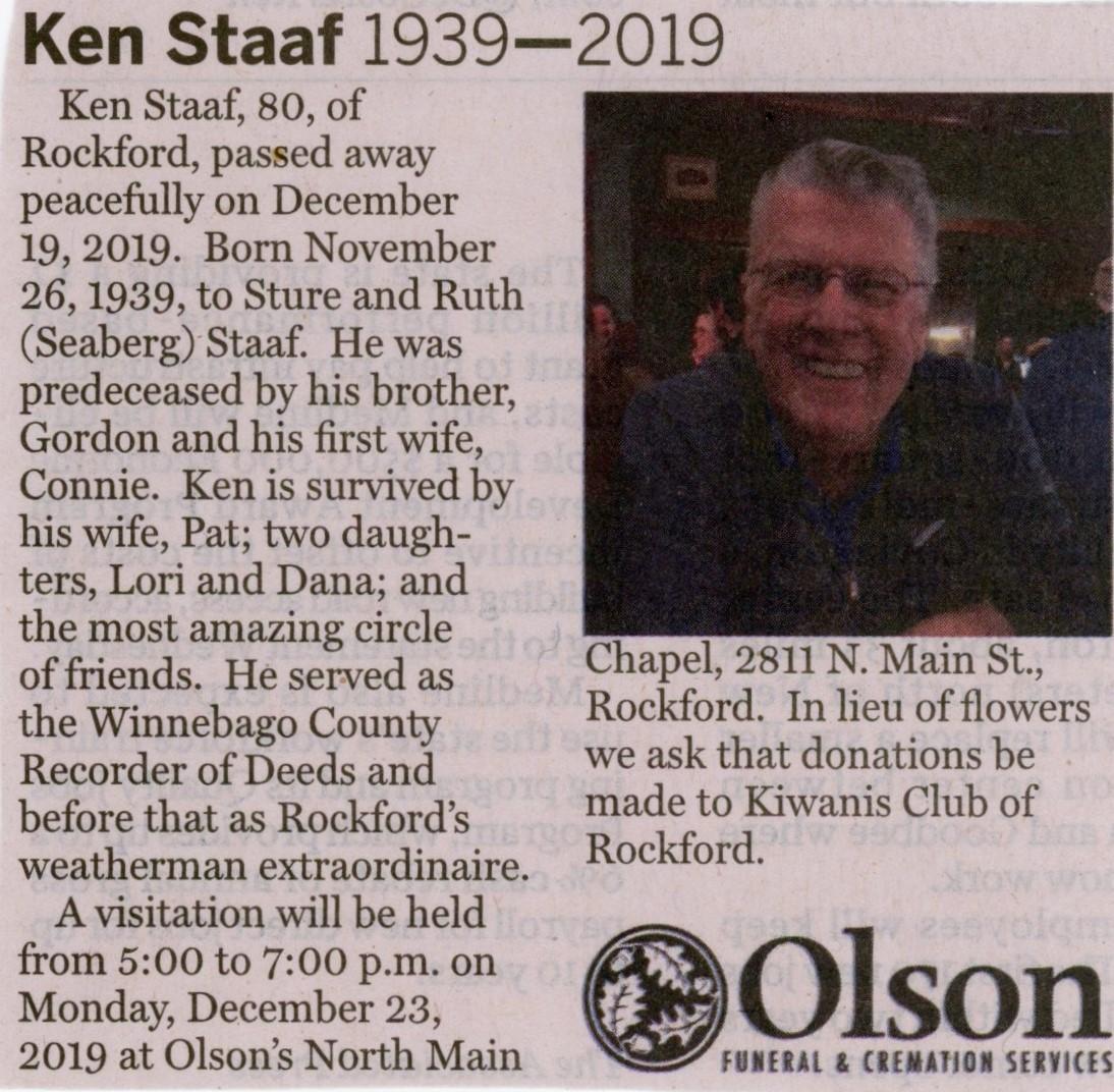 Ken Staff